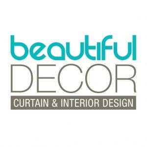 Beautiful Decor Curtain logo